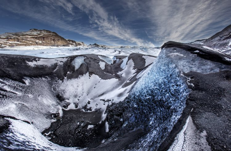 Iceland S Must See Ice Caves Lava Tubes And Glaciers