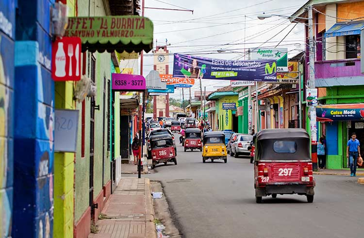 How to Get Around Nicaragua Safely by Local Transport