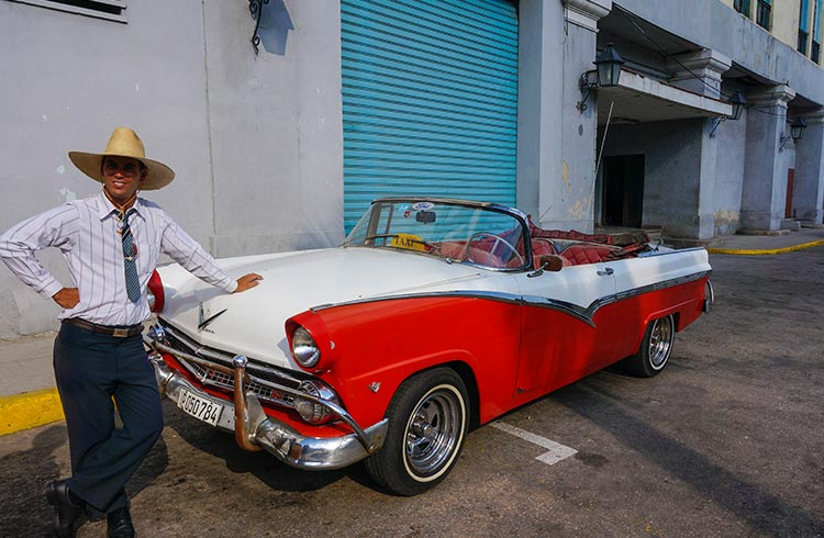 Getting to Cuba, & Getting Around Once You're There