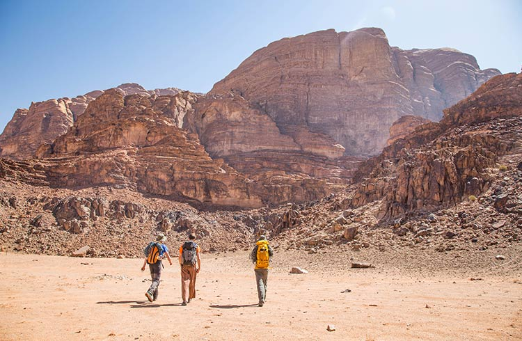 8 Ways to Get Off-the-Beaten-Path in Jordan