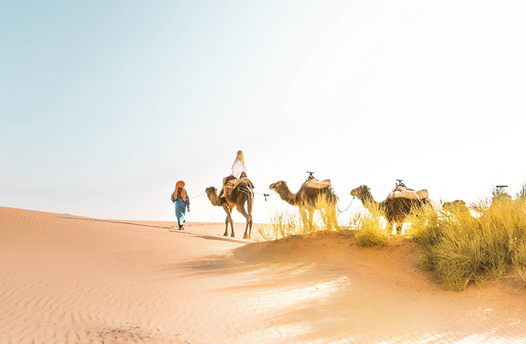 How to Experience Morocco's Sahara Desert in 3 Days