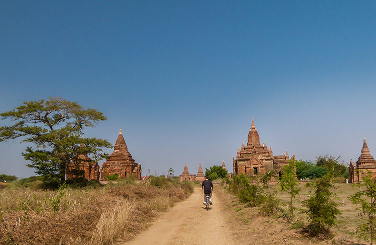 Where to Go Hiking, Trekking & Cycling Around Myanmar