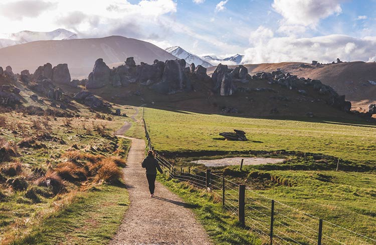 A Guide to Accommodation & Getting Around New Zealand