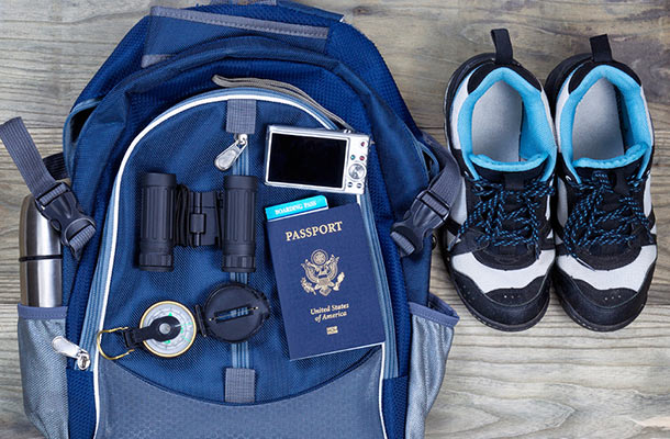 Travel Tips: Passports and Packing
