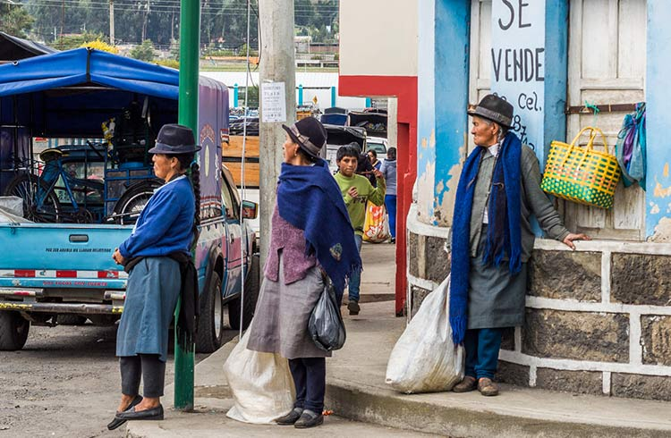 Here's the Situation on Local Transport in Ecuador