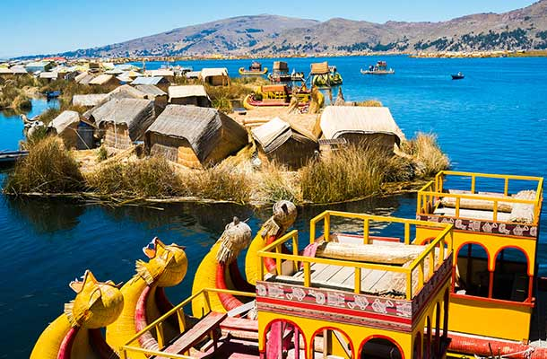 The Floating Islands of Uros: Responsible Tourism