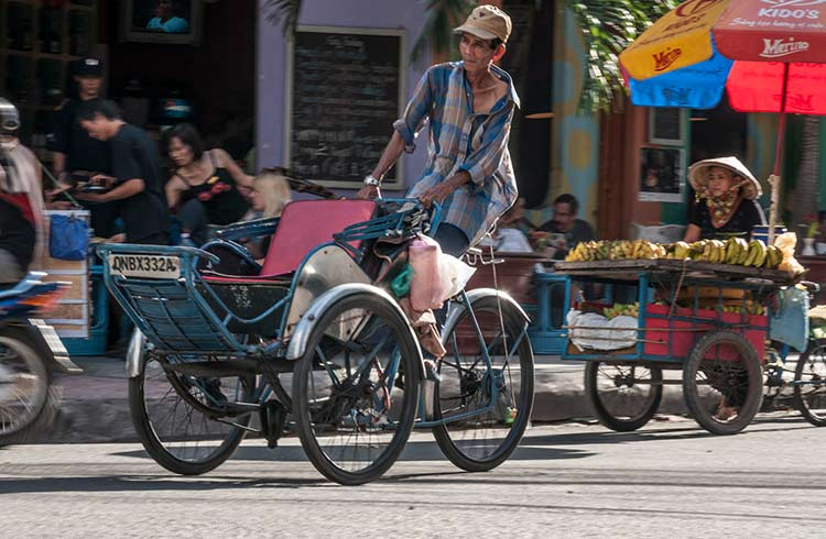 Cyclo Culture: Getting Around Vietnam in the Slow Lane