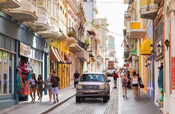 Driving in Puerto Rico: Rental Cars & Getting Around