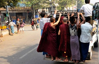 A Guide to Transport & Getting Around Myanmar Safely