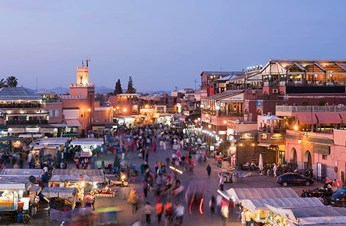 Safety Inside Morocco's Souks & Medina - A Few Tips