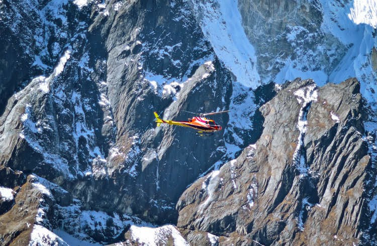 The Nepal heli-evac scam –  it can ruin your trip