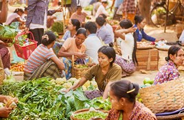 Tips for Health Conscious Travelers in Myanmar