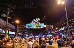 Patong, Thailand - Travel Safety Tips