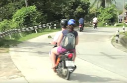 WATCH: Motorbike Safety in Thailand