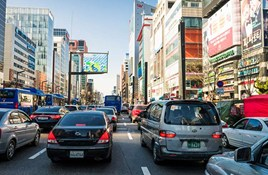 How to Survive South Korea's Chaotic Roads