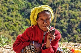 Respecting Culture & Meeting Local Tribes in Myanmar