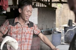 WATCH: Discover The Process Of Traditional Burmese Roti