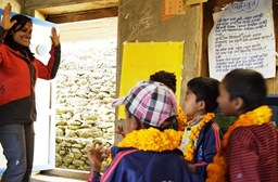 WATCH: How Your Donations Improve Education in Nepal
