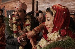 WATCH: Go Behind the Scenes of a Nepalese Wedding