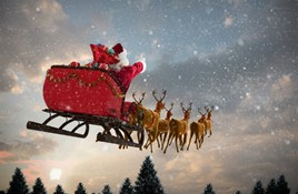 Is Santa's Sleigh Run Covered by Travel Insurance?