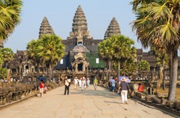 How to avoid scams at Angkor Wat