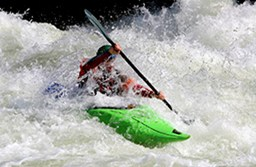 Get Wet and Wild on 7 Manmade Olympic Kayaking Courses