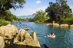 Laos river tubing shut down! Why?