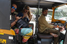 Transport Safety Tips for Backpackers in India