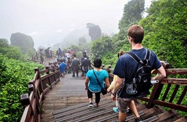 6 Hiking Trails to Try on Your Adventure in South Korea