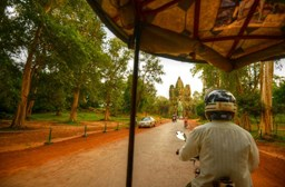 Transport Safety in Cambodia - Know Before You Go