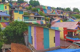 Indonesia Discoveries: The Rainbow Village