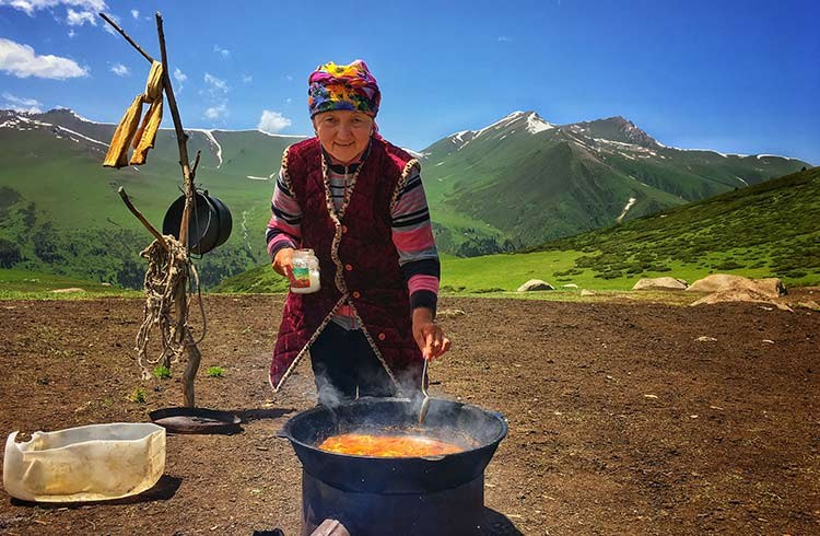 5 Reasons Kyrgyzstan is the Ultimate Nomads Destination