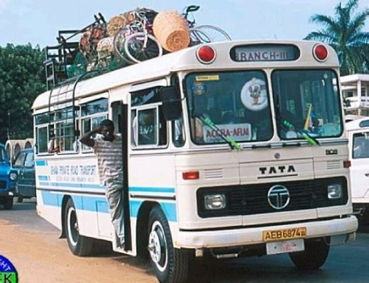 Travel in Ghana - Read how to get around safely